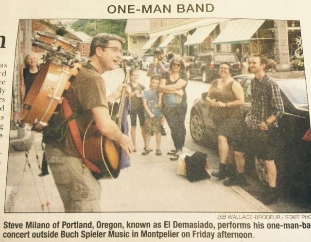 Photo from Montpelier's Times Argus, 8/17/2015
